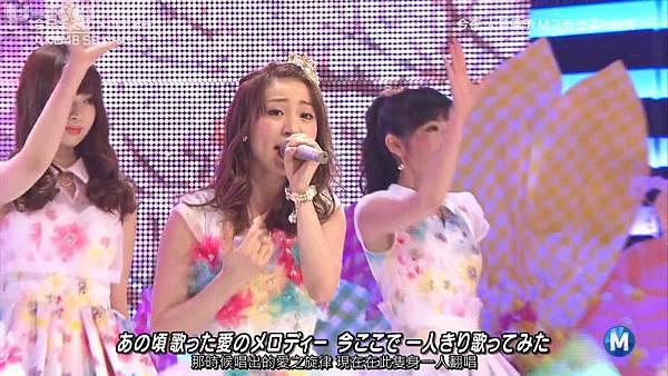 【U-ko字幕組】140321 Music Station(AKB48部分)_2014324212317