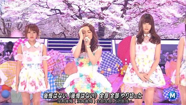 【U-ko字幕組】140321 Music Station(AKB48部分)_2014324214042