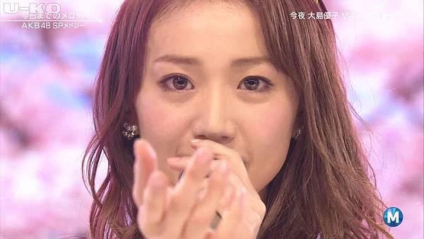 【U-ko字幕組】140321 Music Station(AKB48部分)_2014324214152