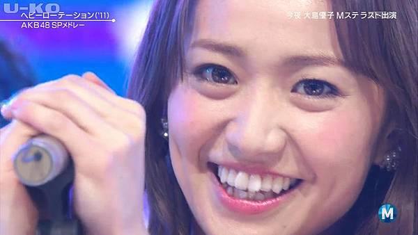 【U-ko字幕組】140321 Music Station(AKB48部分)_201432422218