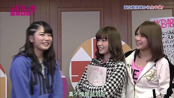 【触角革命X盐你一脸】140329 AKB48 SHOW! ep23_20144312022