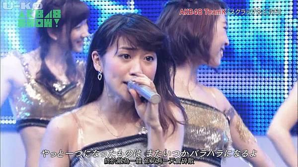 【U-ko字幕組】140405 AKB48SHOW ep24_2014492273