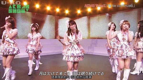 【U-ko字幕組】140405 AKB48SHOW ep24_201449232850