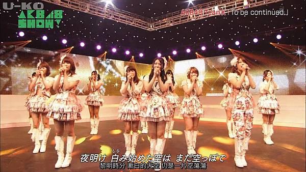 【U-ko字幕組】140405 AKB48SHOW ep24_201449232927