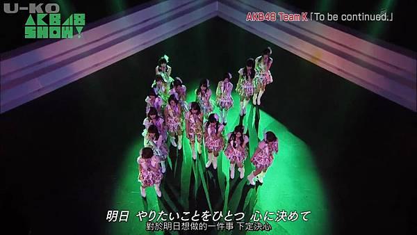 【U-ko字幕組】140405 AKB48SHOW ep24_201449233210