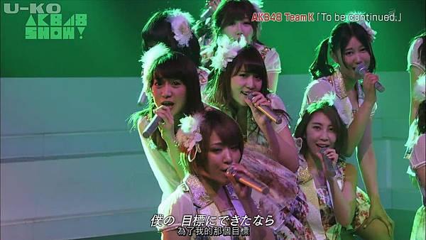 【U-ko字幕組】140405 AKB48SHOW ep24_201449233222
