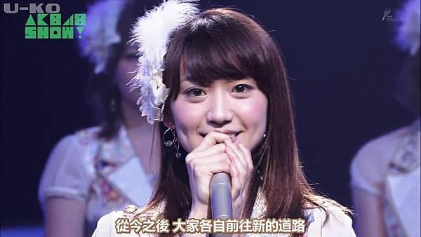 【U-ko字幕組】140405 AKB48SHOW ep24_201449233438