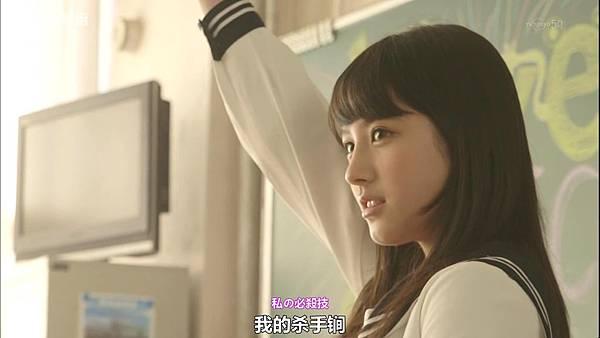 [BKA字幕組]水手服丧尸 第一話「転校生」中日双语 1080P-10bit_20144211649