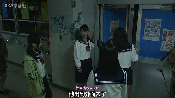 [BKA字幕組]水手服丧尸 第一話「転校生」中日双语 1080P-10bit_20144210363