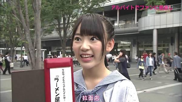 【小櫻花字幕組】140704 HKTシャカリキ48! ep01 宮脇咲良×ラーメン屋_20147812013