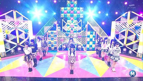 【博多不够热】140905 Music Station HKT48剪辑版_201491015713