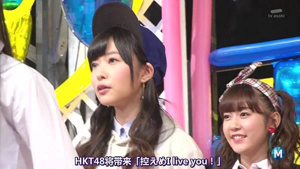 【博多不够热】140905 Music Station HKT48剪辑版_201491015611