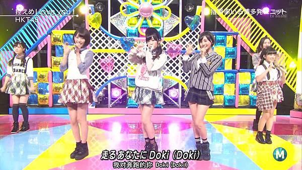 【博多不够热】140905 Music Station HKT48剪辑版_201491022331