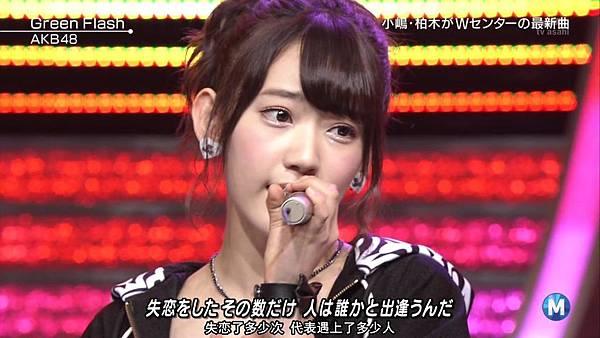 【东京不够热】150227 Music Station AKB48 剪辑版_2015341540
