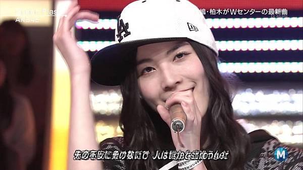 【东京不够热】150227 Music Station AKB48 剪辑版_2015341547