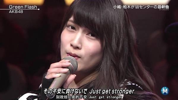 【东京不够热】150227 Music Station AKB48 剪辑版_2015341612