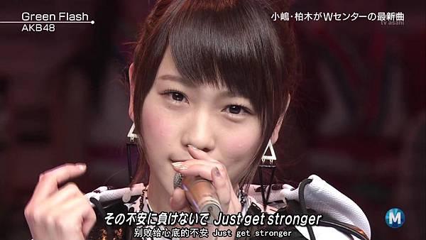 【东京不够热】150227 Music Station AKB48 剪辑版_2015341624
