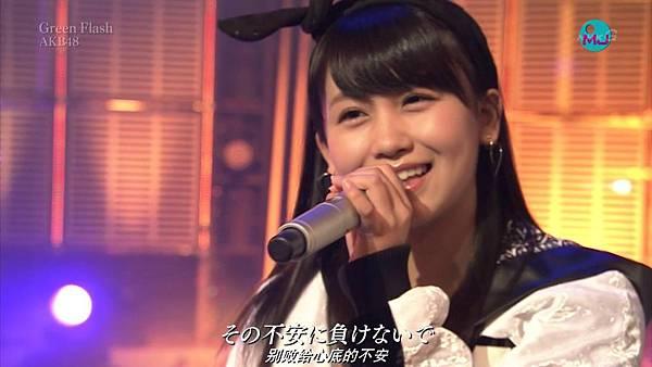 【东京不够热】150302 Music Japan AKB48 剪辑版_20153413554