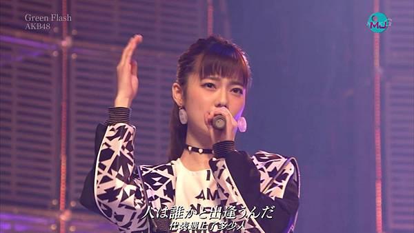 【东京不够热】150302 Music Japan AKB48 剪辑版_20153413538