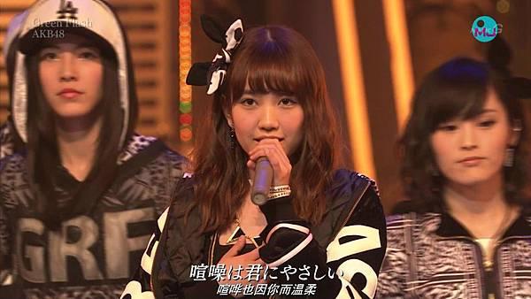 【东京不够热】150302 Music Japan AKB48 剪辑版_20153413345