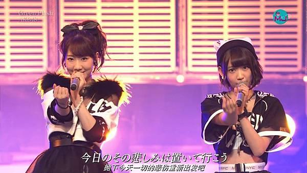 【东京不够热】150302 Music Japan AKB48 剪辑版_20153413632