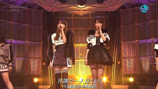 【东京不够热】150302 Music Japan AKB48 剪辑版_20153413010