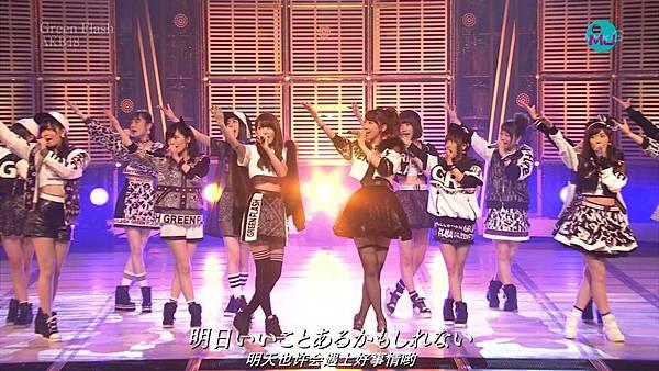【东京不够热】150302 Music Japan AKB48 剪辑版_2015341357