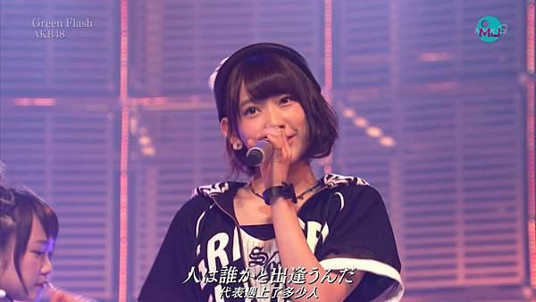 【东京不够热】150302 Music Japan AKB48 剪辑版_20153413543