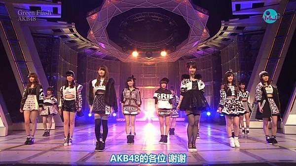 【东京不够热】150302 Music Japan AKB48 剪辑版_20153413740