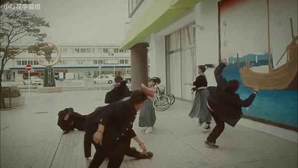【小樱花字幕组】151123 マジすか学園0 木更津乱闘編 720p_201511271545
