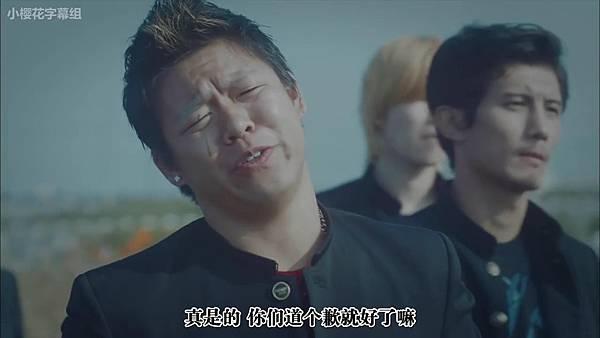 【小樱花字幕组】151123 マジすか学園0 木更津乱闘編 720p_2015112711252