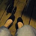 12/11水舞饌!我的閃鞋 ^^