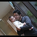 98.12.17寶貝和爸爸