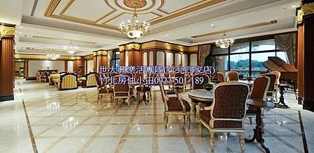 13中悅帝苑-司法特區,喜來登商圈,明星學區,豪宅裝潢視野戶