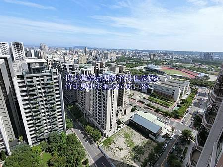 23中悅帝苑-司法特區,喜來登商圈,明星學區,豪宅裝潢視野戶
