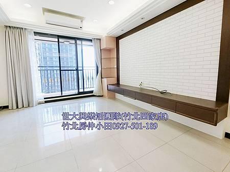 11大河戀中高樓層朝南3房+平車