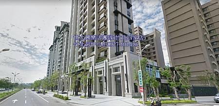11美麗華仁愛大面寬朝南收租角店