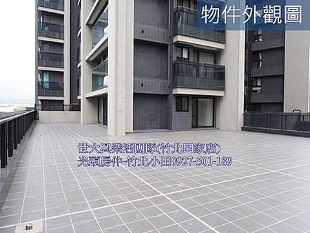 11富宇雲極全新4房露台戶+平車