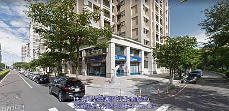 11雅砌高鐵大面寬8米收租角店