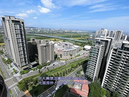 26中悅帝苑-司法特區,喜來登商圈,明星學區,豪宅裝潢視野戶
