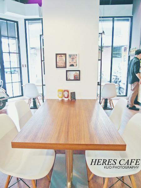 桃園 HERES CAFE
