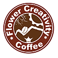 蘭陽技術學院花漾咖啡社03(商標設計)