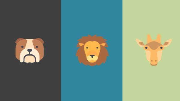 [測驗]憑直覺選三隻動物,找出你的人際盲點