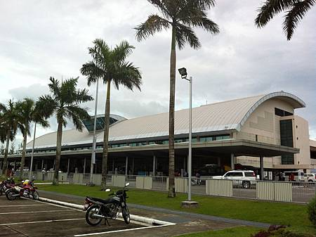 New bacolod Silay Airport
