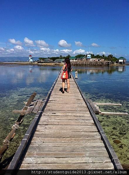 Nalusuan island trip in 2012 (2)