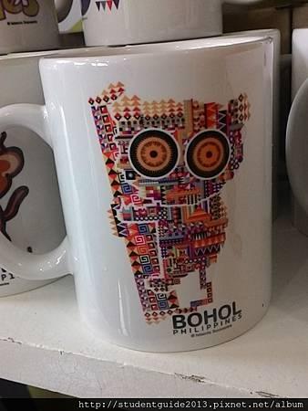 Bohol coffee cup