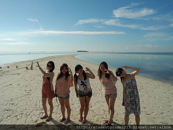 Virgin island in Bohol (2)