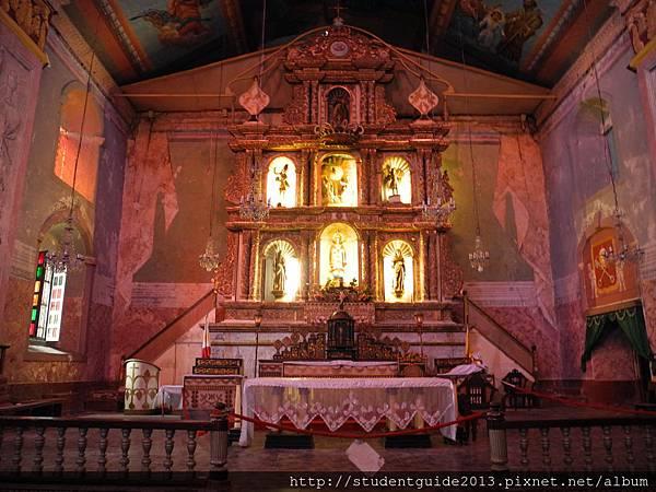 Bohol Baclayon church (3)
