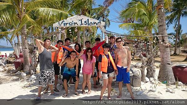 virgin island group pic