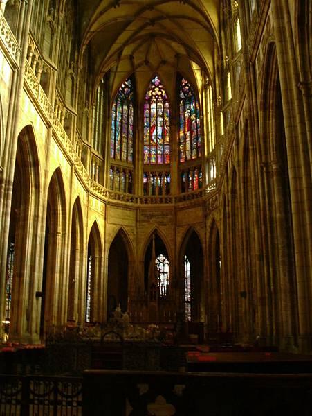 布拉格皇宮內的教堂